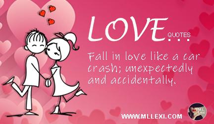xFall in love like a car