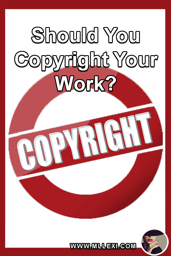 Should You Copyright