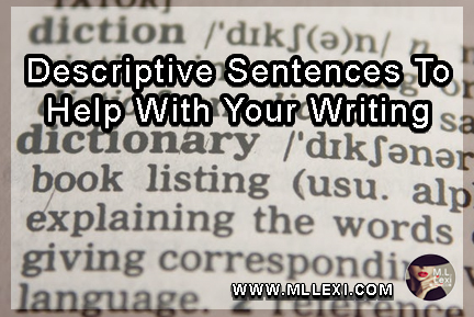 Descriptive Sentences To Help With Your Writing2.jpg