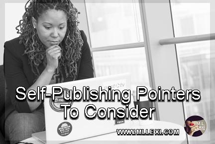 Self-Publishing Pointers1