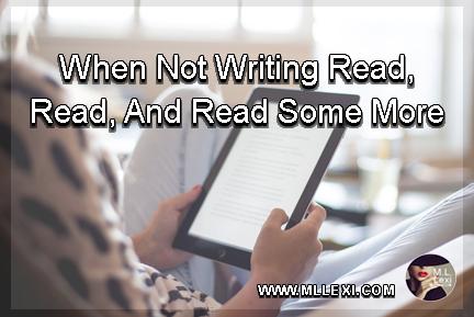When Not writing