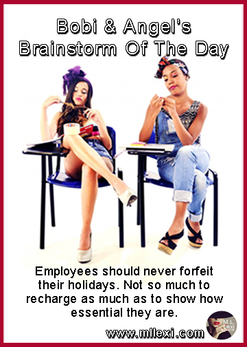 12Employees should