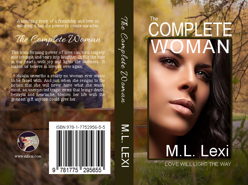 The Complete Woman Full Cover Design