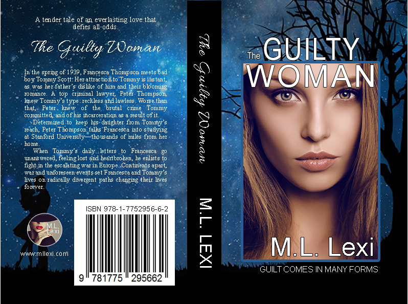 The Guilty Woman Book Cover
