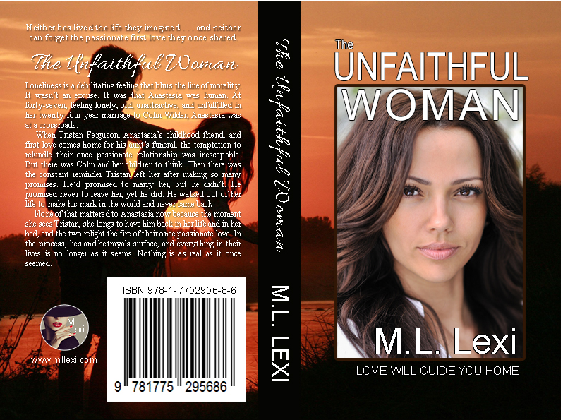 The Unfaithful Woman Cover 5x8 2nd Version