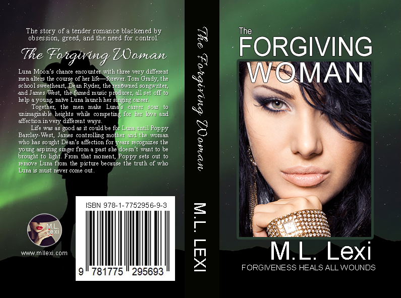 The Forgiving Woman Full Cover Design